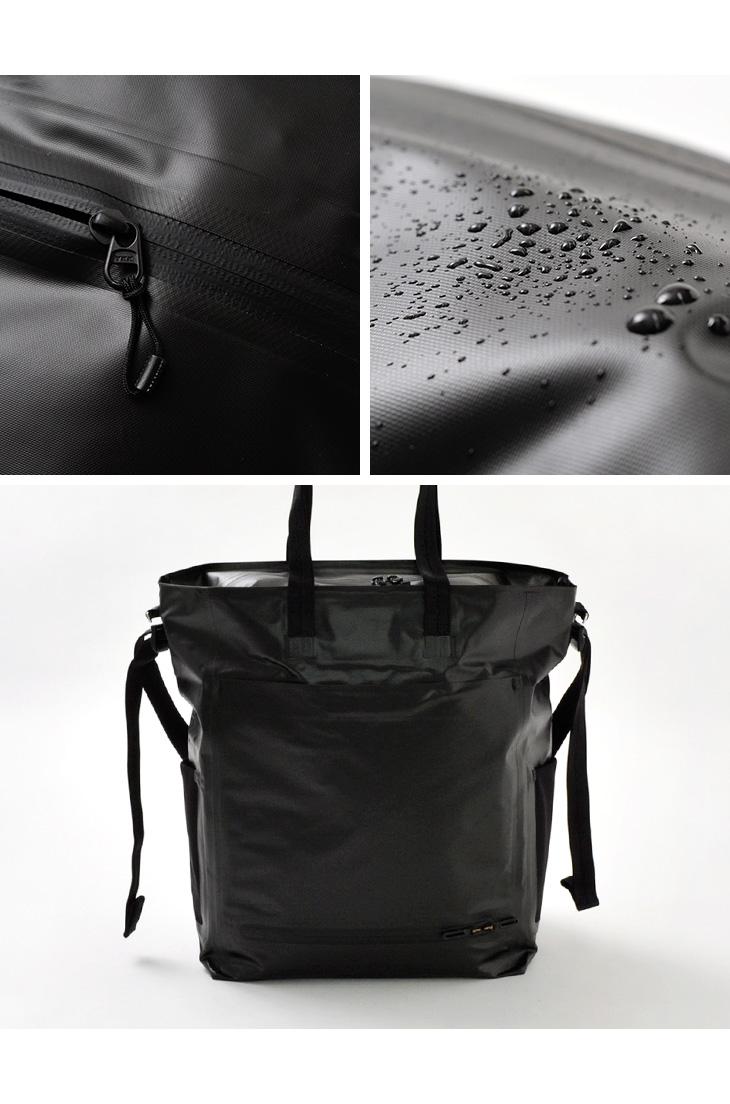 【期間限定!クーポンで10%OFF】DESCENTE ddd(デサントディーディーディー) シームレス トート バッグ / 防水 / ビジネス / DHAQJA01 / SEAMLESS TOTE BAG