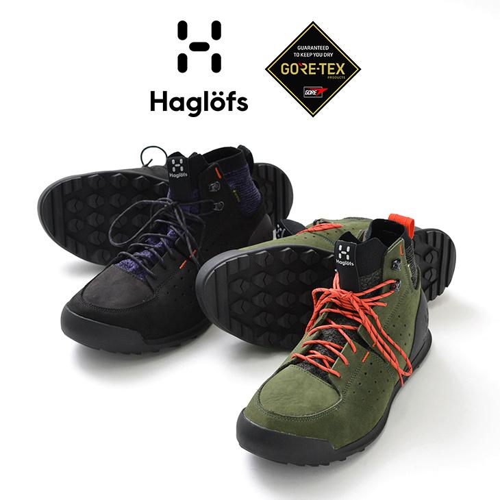 【期間限定!クーポンで10%OFF】HAGLOFS(ホグロフス)ホグロフス デュアリティー AT1 GT / トレッキング / 軽量 / アウトドア / HAGLOFS DUALITY AT1 GT MEN