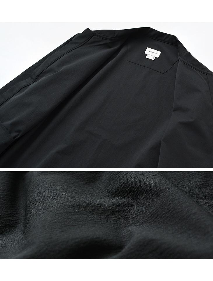 WOOLRICH(ウールリッチ) ブリング×ハイパーヘリックス カーディガン / ブルゾン / ライトアウター / 薄手 羽織り / メンズ / アウトドア / WJLW0015 / BRING×HYPERHELIX CARDIGAN