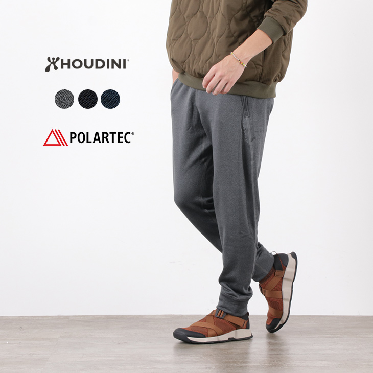 HOUDINI(フディーニ/フーディニ) ロッジパンツ / ポーラテック フリースパンツ / アウトドア / メンズ / LODGE PANTS