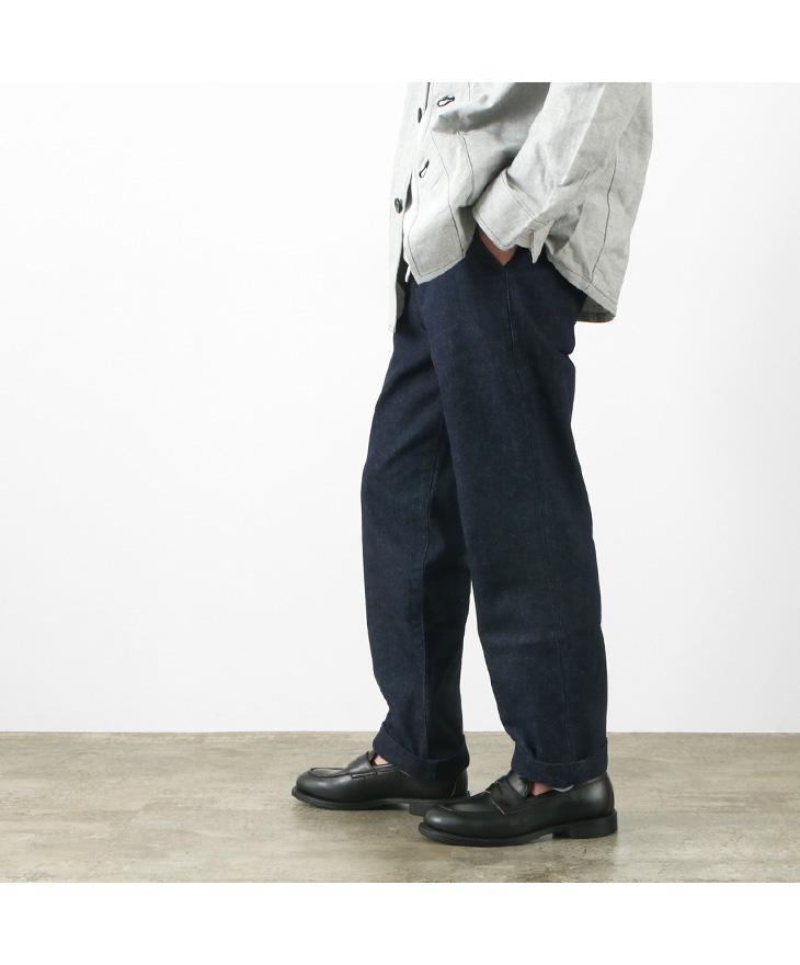 【期間限定!クーポンで10%OFF】JAPAN BLUE JEANS(ジャパンブルージーンズ) JB1601 モダン ミリタリー デニム トラウザー / パンツ / 岡山 日本製 / J17132J02 / MODERN MIRITARY DENIM TROUSERS