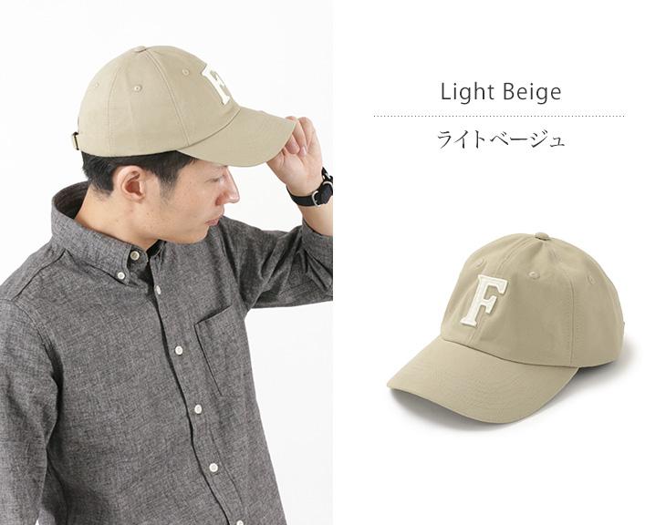 FELCO(フェルコ) ツイル ベースボール キャップ / ロゴ / アメカジ / メンズ / レディース / TWILL BASEBALL CAP