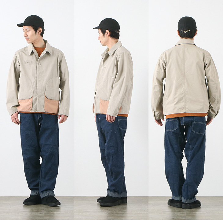 CAL O LINE(キャルオーライン) ハンティング ジャケット / メンズ / ワーク / カジュアル / 日本製 / CL211-004 / FIELD HUNTING JACKET