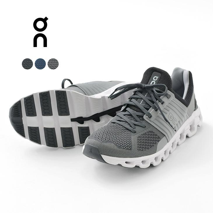 ON(オン) クラウド スウィフト / メンズ / スニーカー / ランニング シューズ / 靴 / 軽量 / CLOUD SWIFT