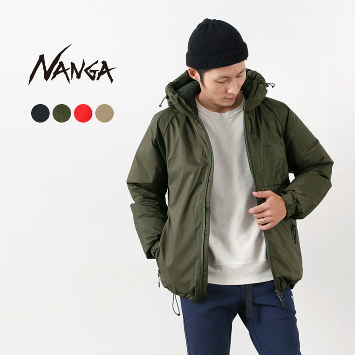 NANGA(ナンガ) オーロラ ダウンジャケット / 2020年モデル / メンズ 日本製 / AURORA DOWN JACKET