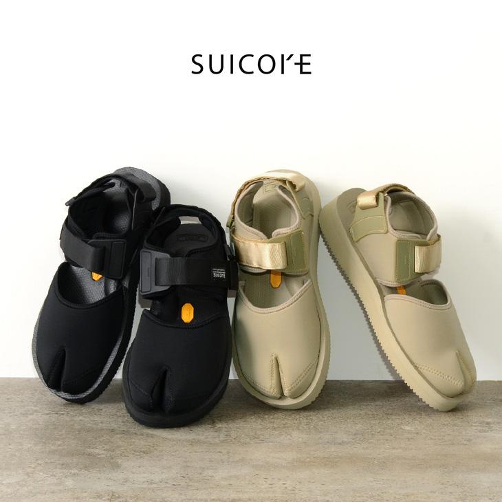 SUICOKE(スイコック) ビタV / スポーツサンダル / ベルクロ ストラップ / メンズ / BITA-V