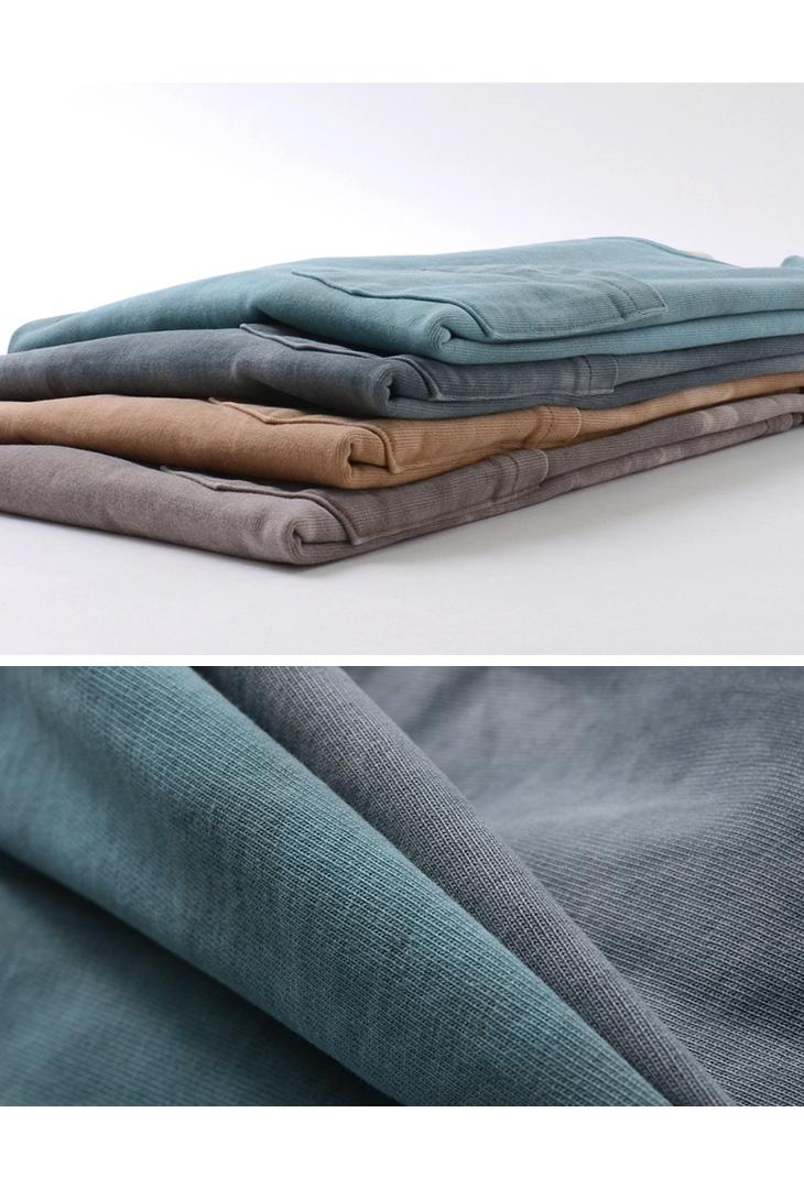 REMI RELIEF(レミレリーフ) タイダイ 16/2 天竺 胸ポケット Tシャツ / メンズ / ヘビーヘビーウェイト 厚手 / 半袖 / 日本製