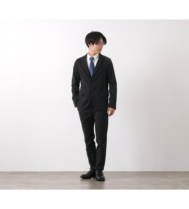 【期間限定!クーポンで10%OFF】JAPAN BLUE JEANS(ジャパンブルージーンズ) RJB4112 別注 フルフランサージ テーラード ジャケット / メンズ / ソロテックス / 日本製