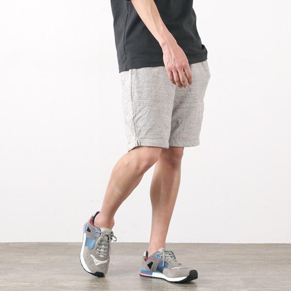 FELCO(フェルコ) スウェット ジム ショーツ 12oz ライトウエイト フレンチテリー / メンズ / ショートパンツ / 日本製 / SWEAT GYM SHORT