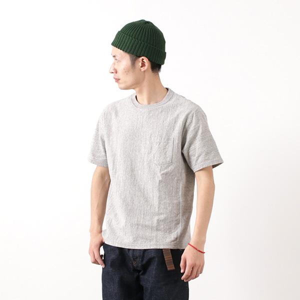 FELCO(フェルコ) インバースウィーブ Tシャツ / 半袖 / 無地 / メンズ / 日本製 / S/S INVERSE WEAVE TEE