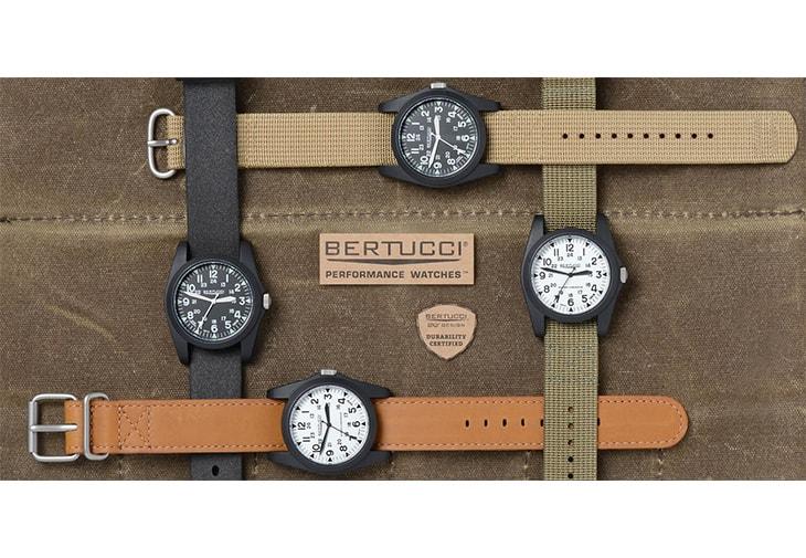 【期間限定!クーポンで10%OFF】BERTUCCI(ベルトゥッチ) A-2T ヴィンテージウォッチ / 腕時計 / メンズ  / ミリタリーウォッチ / 12027 / A-2T VINTAGE