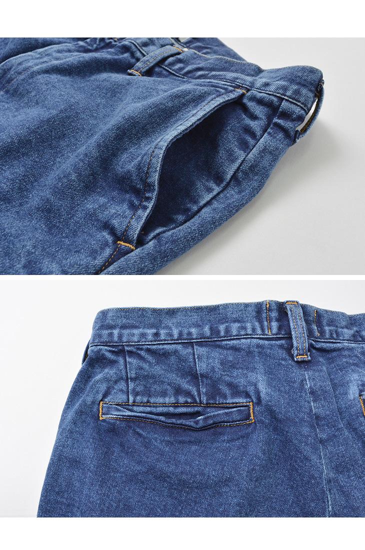 CAL O LINE(キャルオーライン) ストレッチ デニムパンツ / メンズ / ヴィンテージ / テーパード / 日本製 / CL211-087 / STRETCH DENIM PANTS