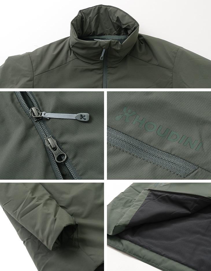 HOUDINI (フディーニ/フーディニ) メンズ アドインジャケット / コート / インサレーションジャケット / Ms Add-in Jacket