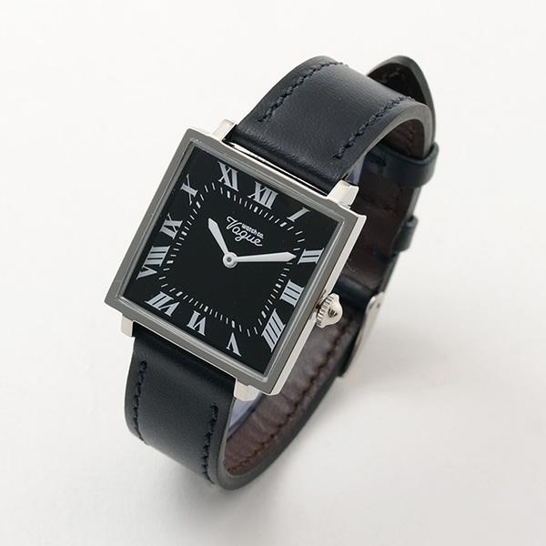 【期間限定!クーポンで10%OFF】VAGUE WATCH Co.(バーグウォッチ) カレ / メンズ / レディース /  スクエア型 / クオーツ腕時計 / 30m防水 / CAR01