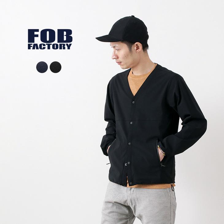 【50%OFF】FOB FACTORY(FOBファクトリー) F2401 デパーチャー カーディガン / メンズ / ストレッチ / アウトドア / セットアップ / 日本製 / DEPARTURE CARDE / liou【セール】