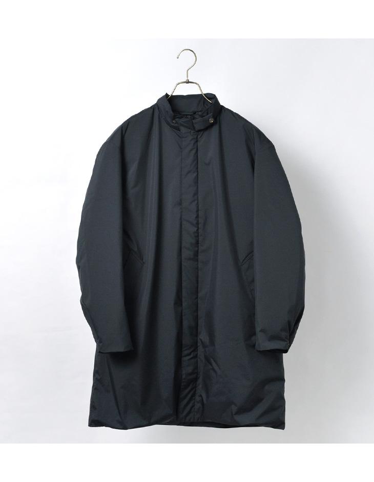 DESCENTE PAUSE(デサントポーズ) スタンドカラー ダウン コート / 撥水 防水 透湿 / メンズ / DLMQJC36 / STAND COLLAR DOWN COAT