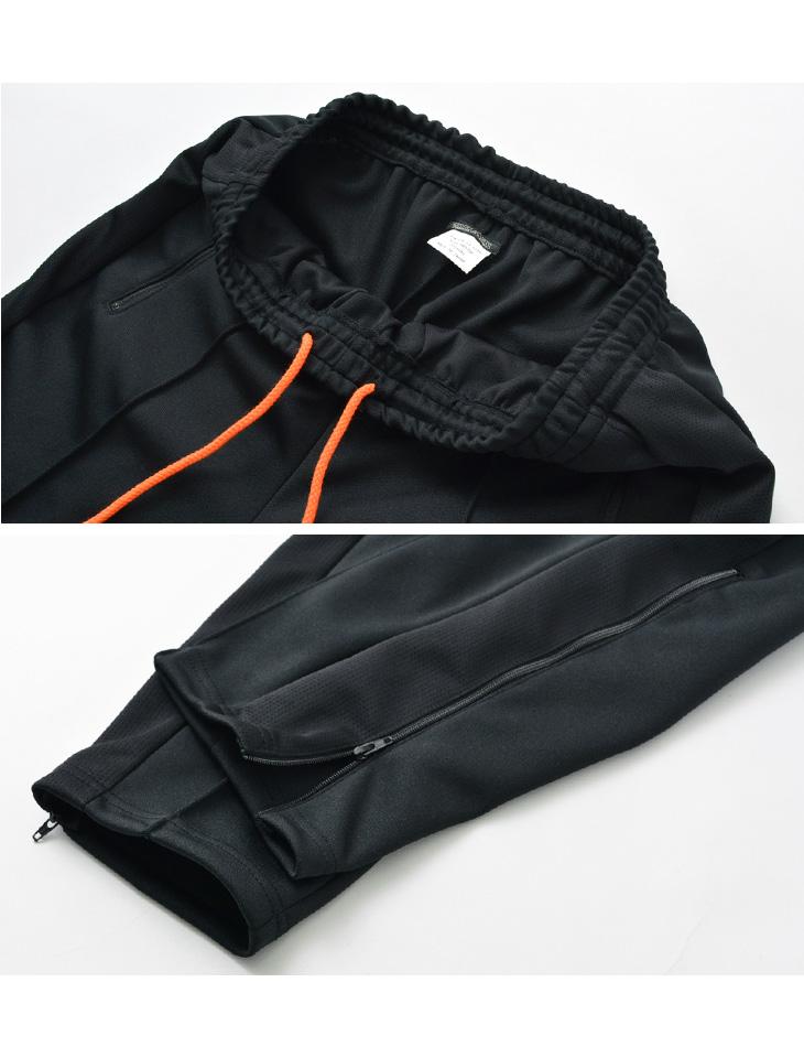 SUNNY SPORTS(サニースポーツ) トラックパンツ / ジャージー スラックス / ラインパンツ / ストレッチ / メンズ / 日本製 / TRACK PANTS