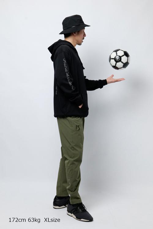 LUZ e SOMBRA/ルースイソンブラ Futebol Seekerz Sweat Parker