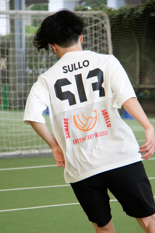 SULLO/スージョ FALLING TEE