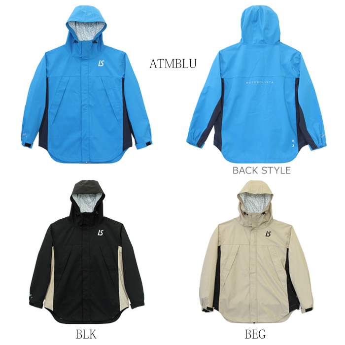 LUZ e SOMBRA/ルースイソンブラ WATCH OVER TRUST JACKET