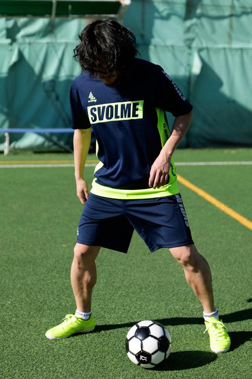 SVOLME/スボルメ 切替TRトップ
