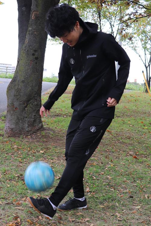 goleador/ゴレアドール トレーニングスリムジャージパンツ