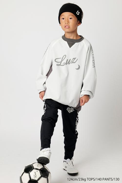 LUZ e SOMBRA/ルースイソンブラ ジュニア ジャージ Jr PX SLIMFIT LONG PANTS F2021417