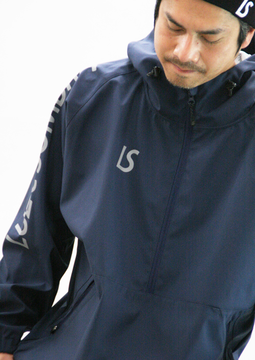 LUZ e SOMBRA/ルースイソンブラ LIGHT MOVE AIR ANORAK JACKET