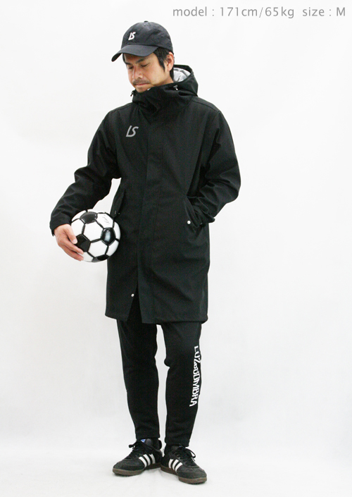 LUZeSOMBRA/ルースイソンブラ LIGHT MOVE AIR SPRING BENCH COAT