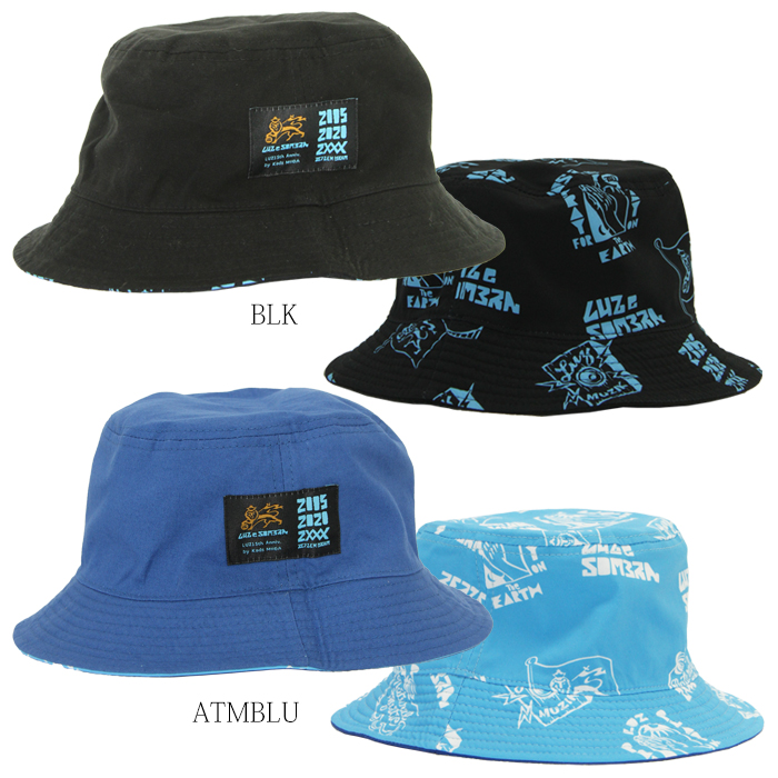 LUZ e SOMBRA/ルースイソンブラ 15th History Zion reversible hat