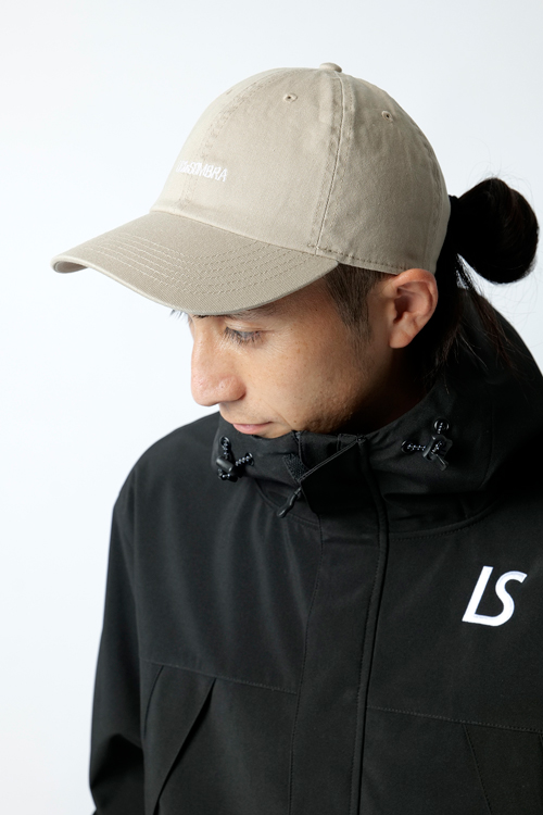 LUZ e SOMBRA/ルースイソンブラ LUZ BIT LOGO CAP