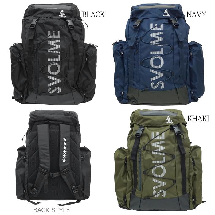 SVOLME/スボルメ ボンバーバックパック