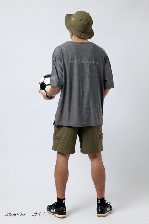 LUZ e SOMBRA/ルースイソンブラ 帽子 TWM STRETCH TAFTA SAFARI HAT F2014808