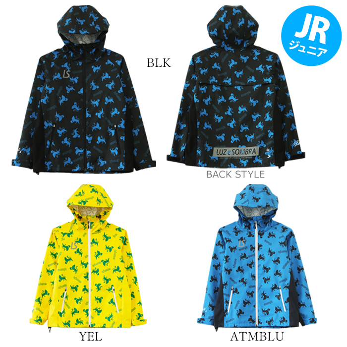 LUZ e SOMBRA/ルースイソンブラ Jr IMN LIGHT MOVE JACKET