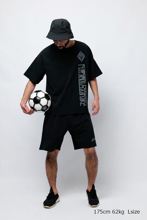 LUZ e SOMBRA/ルースイソンブラ Futebol Seekerz Primeflex Big Tee O1211001