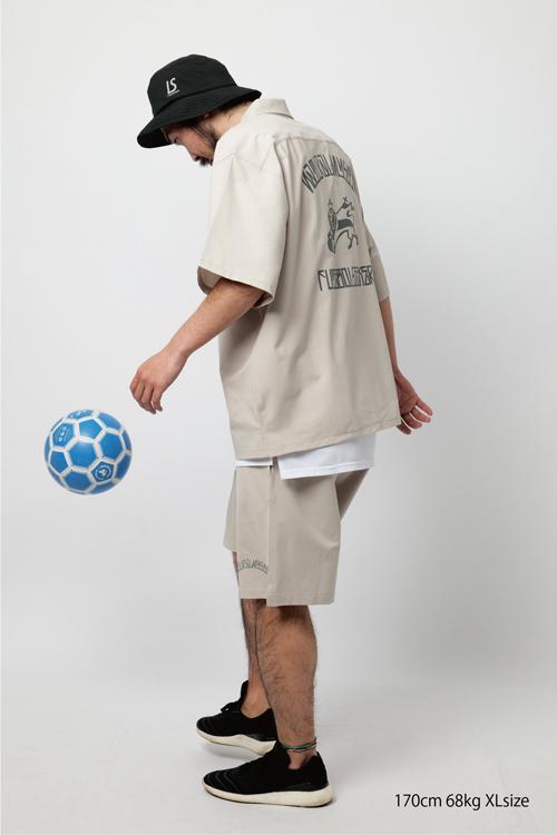 LUZ e SOMBRA/ルースイソンブラ Futebol Seekerz Primeflex shorts O1211003