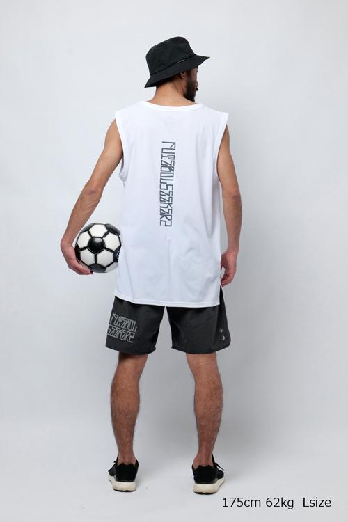 LUZ e SOMBRA/ルースイソンブラ Futebol Seekerz Mesh Nosleeve O1211002