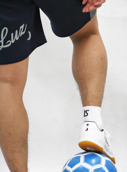 【F1814913】LUZ e SOMBRA/ルースイソンブラ ACTIVE MIDDLE SOX