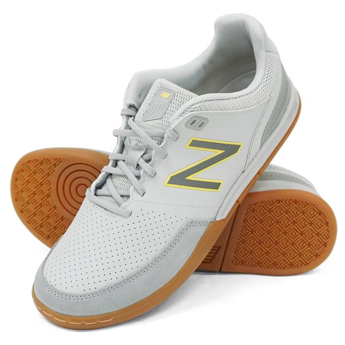 newbalance/ニューバランス AUDAZO V4 COMMAND IN GRAY/YELLO