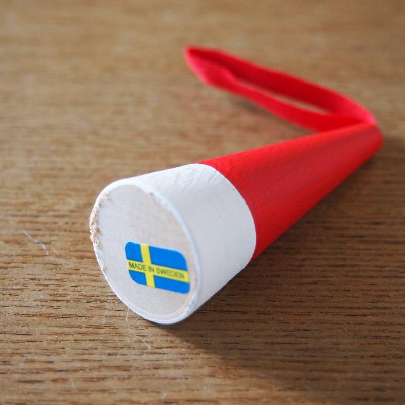 スウェーデン Larssons Tra ラッセントレー クリスマス トムテ オーナメント