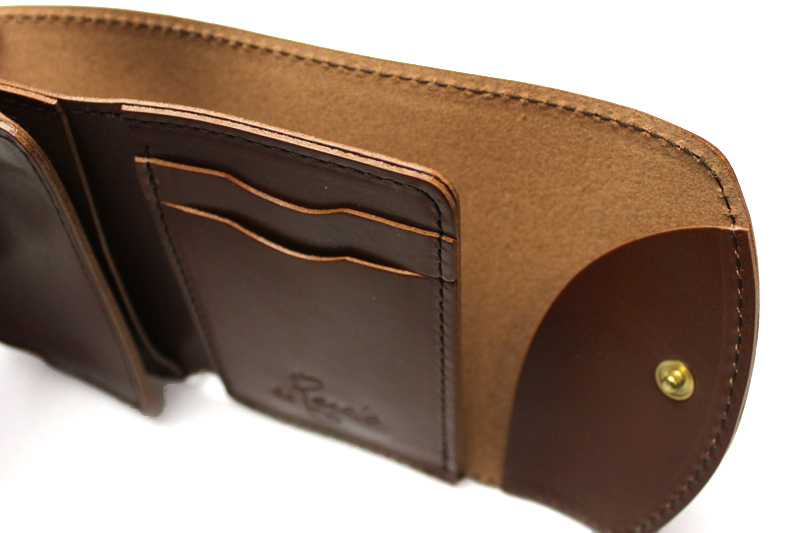 Regalo レガーロ ウォレット 「Dolce」 BROWN WC-DOLCE