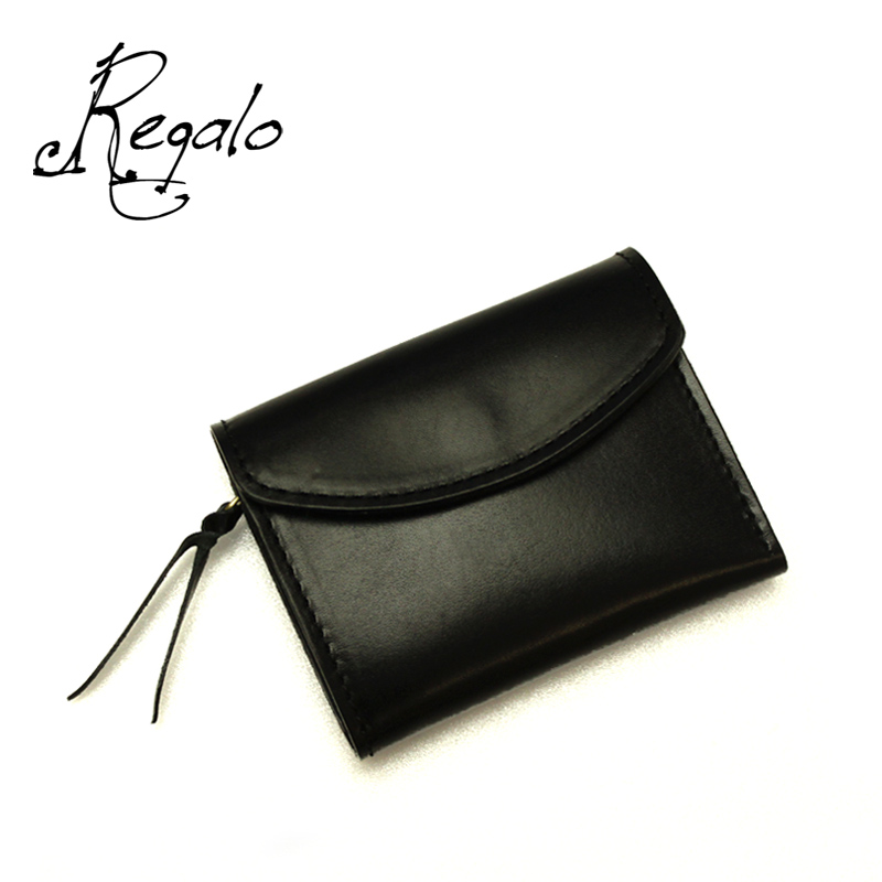 Regalo レガーロ ウォレット 「Dolce」 BLACK WC-DOLCE