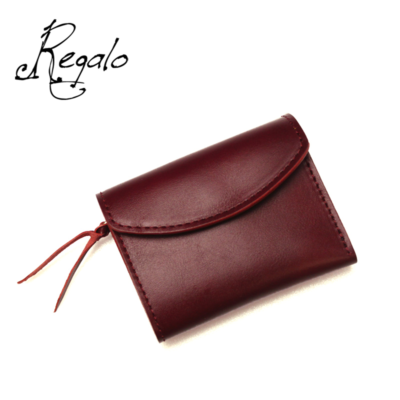 Regalo レガーロ ウォレット 「Dolce」 RED WC-DOLCE