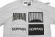 NORMAN ノルマン 半袖 Tシャツ LOGO PRINT CREW NECK TEE SHIRTS NOR-0017