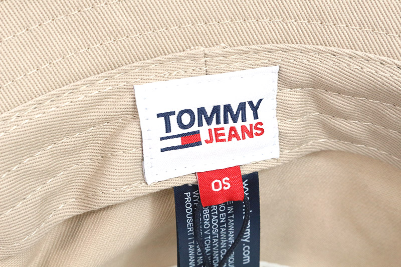 """TOMMY JEANS トミージーンズ 帽子 ハット """"TJW SPORT BUCKET"""" AM0AM07176"""