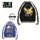 """TAILOR TOYO テーラー東洋 スカジャン Early 1950s Style Acetate Souvenir Jacket """"EAGLE"""" × """"JAPAN MAP"""" TT14896_119"""