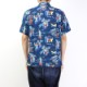 ORGUEIL オルゲイユ  アロハシャツ OPEN COLLERED SHIRT OR-5030B