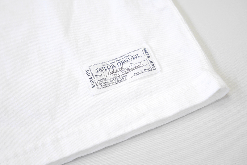 """ORGUEIL オルゲイユ 半袖 Tシャツ """"Printed T-Shirt"""" OR-9060A"""