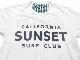 "Johnson Motors ジョンソンモータース 半袖Tシャツ  S/S T-SHIRT ""SUNSET SURF CLUB"" SSTS02517"