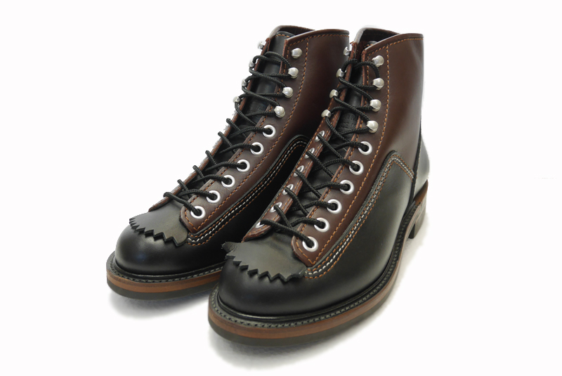 LONEWOLF ロンウルフ  ブーツ  『CARPENTER』  COLOR:319/BLACK  Lot No.F01615
